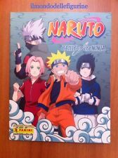 evado mancoliste figurine NARUTO Panini 2002 € 0,20 Battle of the ninja