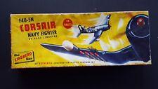 V.RARE LINDBERG F4U-5N CORSAIR NAVY FIGHTER  1/4-1/48  # 512:98 -UNBUILT