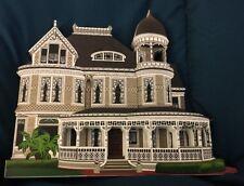 Shelia's Long-Waterman Mansion San Diego, CA CAM05 Victorian House No Box