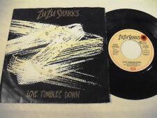 ZUZU SHARKS  Love Tumbles Down  1 SP