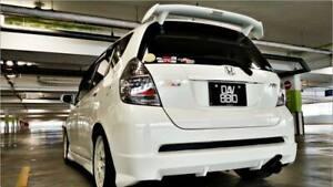 Honda Jazz / Fit GD Mugen Style Rear Spoiler