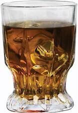 Admiration Double Old Fashioned Whiskey Glass Drink Cup Set of 4 10oz Scotch Dri