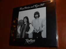 Penny Davies and Roger Ilott - Restless + 5 1983 cd AU folk psych Guerssen
