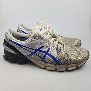 Men's ASICS 'Gel Kinsei 5' Sz 12 US Runners Grey AVGCon Shoes | 3+ Extra 10% Off