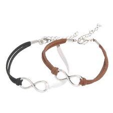 Markenlose Modeschmuck-Armbänder im Armreif-Stil aus Leder