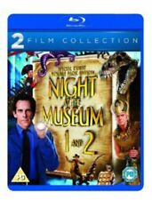 NIGHT AT THE MUSEUM / NIGHT AT THE MUSEUM 2: BLURAY BOXSET [DVD][Region 2]
