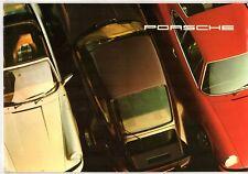 Porsche 911 1975-76 UK Market Sales Brochure 2.7 Carrera 3 3.0 Turbo 3.0 Targa