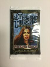 A Game of Thrones FIVE KINGS Booster Pack New! CCG TCG AGOT