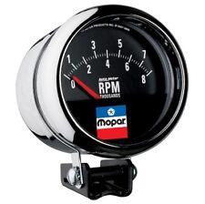 "Auto Meter 880789 Gauge, Tachometer, 3-3/4"", 8,000 Rpm Mopar Classic NEW"
