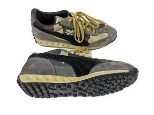 Puma Mens US 8 Camo Print Easy Rider Tennis Shoes