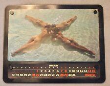 Pirelli Calendar 1984 Collectable Used.