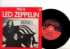LED ZEPPELIN EP PS This is AUSTRALIA very rare EPA 220 NICE CONDITION Aussie OZ