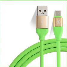 1M Typ-C USB-C Kabel Ladekabel Datenkabel Grün für Samsung Galaxy S8/S9 Huawei