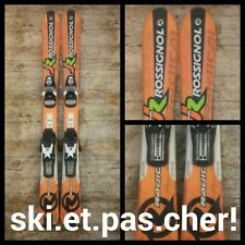 ski enfant/junior ROSSIGNOL RADICAL orange  taille:90/100/110/120/130/140cm