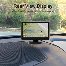 Sistema di retromarcia di backup da 5 pollici TFT LCD Monitor Car Rear View