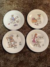Vintage Lennox Decorative Children's Plates
