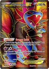 Pokemon Hydreigon-EX 103/108 Roaring Skies Full Art Ultra Rare NM-Mint Fast Ship
