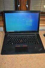 Lenovo ThinkPad Ultrabook T450 i5-5200U 8GB RAM 320GB HDD Win 10 Pro Touchscreen