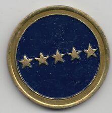 Five Star Brass USAFE Official Brass Quintet challenge coin - 129