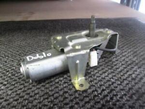 Wischermotor FIAT DOBLO 1.4 hinten 64343019 TGE430U