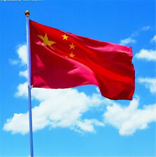 3'x5' Large Chinese Flag Polyester the China National Banner C
