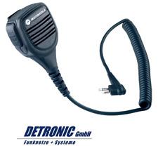 Motorola CP040 DP1400 Lautsprechermikrofon IP57 - PMNN4029