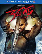 300 is The Sequel to The RISE OF AN EMPIRE DVD Movie & Unused Code at Fair Price
