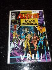 YOUNG ALL-STARS Comic - No 19 - Date 12/1988 - DC Comics