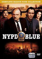 NYPD Blue : Season 4 (DVD, 2006, 6-Disc Set)