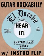 Rockabilly Repro: RHYTHM ROCKERS-Rythm Rock EL DORADO