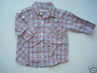 Miniman Junge Boys Shirt Hemd Bluse Neu Gr 1M Gr 50