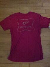 New w/ Tags Miller High Life T-shirt Medium