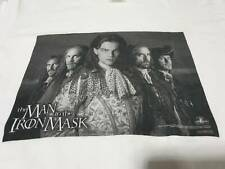 Vintage 90s The Man in the Iron Mask Movie Leo Leonardo DiCaprio Tee T-shirt