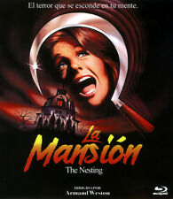 LA MANSION (BLU-RAY DISC BD) TERROR DIRECTOR ARMAND WESTON