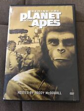 Behind The Planet Of The Apes Dvd
