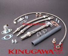 Kinugawa Turbo Oil & Water Line TOYOTA 1JZ- 2JZ-GTE GT3788R GT4094R Ball Bearing