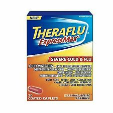 Theraflu Tablet Over The Counter Cough Cold Flu Medicine