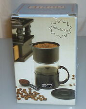 NIB ENJOY, COFFEE/Tea, Personal Pour over system, no filters required, Excellent