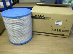Tractor Air Filter CNH Case IH New Holland Radial Outer Seal 87409371 84475951