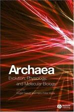 Archaea : Evolution, Physiology, and Molecular Biology (2007, Hardcover)
