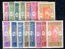 DAHOMEY 1927 Yvert 85-98 * TADELLOS SATZ (F3604