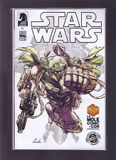 DARK HORSE COMICS STAR WARS #1 EXCLUSIVE MEXICAN LA MOLE COMIC CON VARIANT