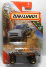 MATCHBOX 2020 CHEVY K1500 4X4 MOUNTAIN 69/100 MINT ON CARD