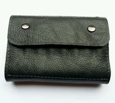 .270/25.06/30.06/7x57/6.5x55/7x 64. Bullet wallet. Black real leather.with studs