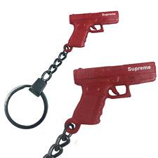 Firearms Instructor gun keychain Supreme
