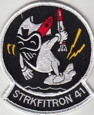 VFA-41 BLACK ACES CHUCKER SHOULDER PATCH