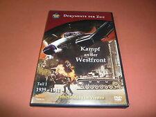 Kampf an der Westfront - Entscheidung im Westen - Teil 1: 1939 - 1941 - DVD