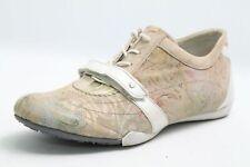 Footnotes Damen Schuhe beige Leder Wechselfußbett Schuhweite G Gr. 41 (UK 7)