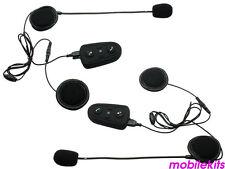 Newest Motorcycle Bluetooth Headphone Headset Helmet Radio Device