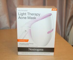 Light Therapy Acne Mask Sealed Chemical Free Remover EXP: 09/2018 NEW